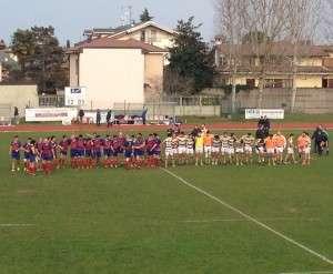 Parabiago - VII Torino Rugby 13.03.2016