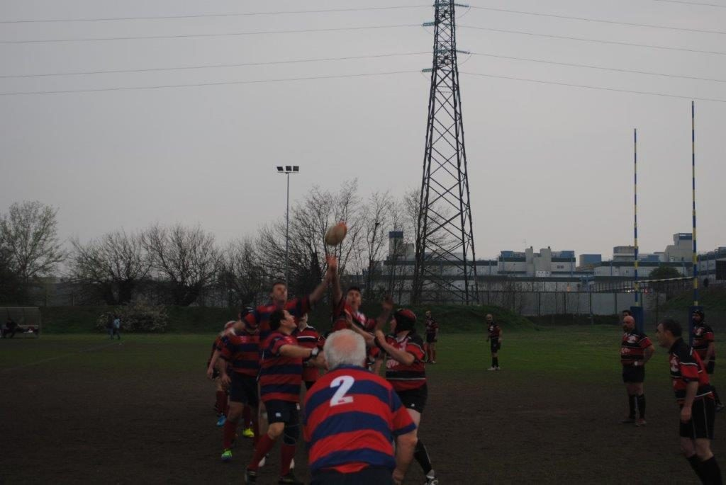 Old @ Pavia - 25.03.2017 - Rugby Parabiago