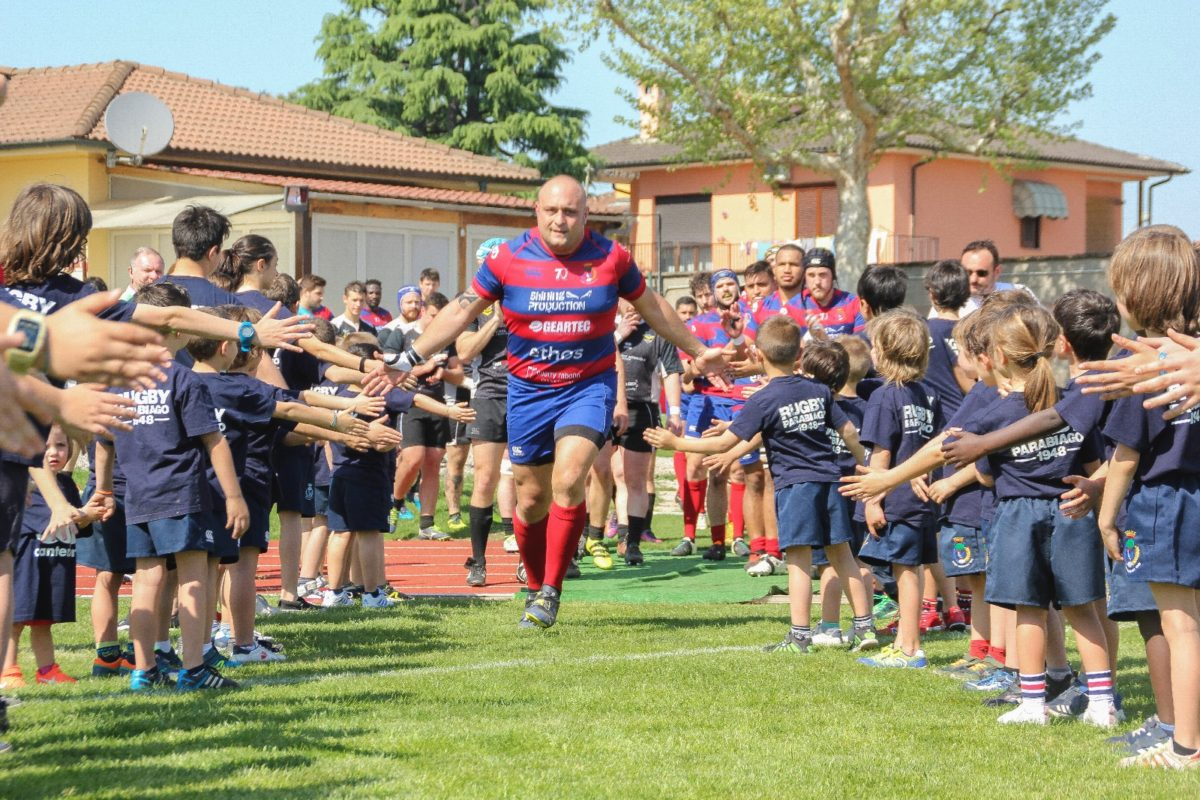 Rugby parabiago - Rugby Udine - 2018