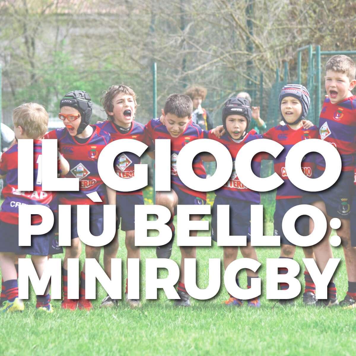 Minirugby Sport per Bambini
